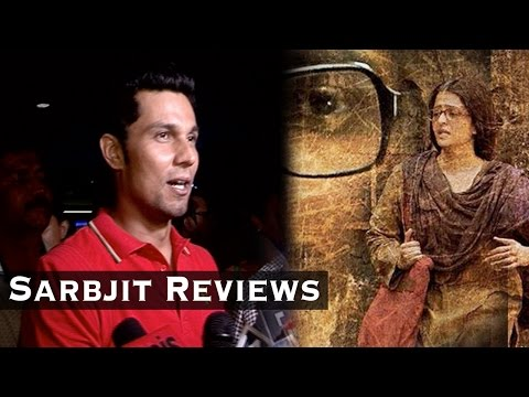 Here's What Randeep Hooda Has To Say About Sarbjit