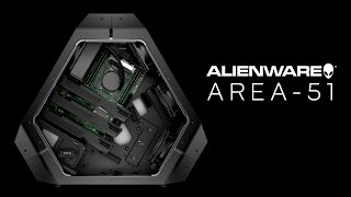 Alienware - The Area-51 Desktop (2014)