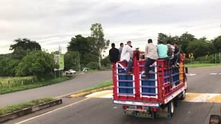 Mi país El Salvador.