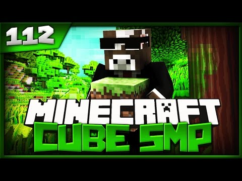 112 - Minecraft Cube SMP - The Cube SMP is a Minecraft server where a community of people play Survival on their own but, also, interact with each other in a variety of ways. There are businesses...