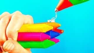 Video 80 STUNNING AND CHEAP CRAFTING HACKS YOU HAVE TO TRY MP3, 3GP, MP4, WEBM, AVI, FLV Maret 2018