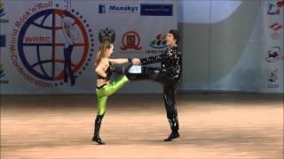 Finale Fußtechnik  - World Masters Moskau 2013