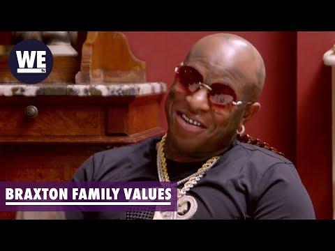 Toni & Birdman Getaway | Braxton Family Values | WE tv