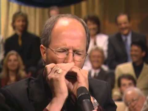 Buddy Greene on Harmonica at Carnegie Hall