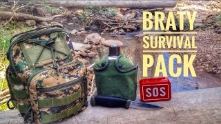 While exploring the Gila National Forest, i take a moment to discuss this handy little bag called the Braty Survival Pack. Excellent bag for beginners of bushcraft and outdoor adventures. https://www.etsy.com/shop/BratySurvivalGear?ref=l2-shopheader-nameJunkyard Fox Instagram:https://www.instagram.com/junkyard_fox/?hl=enCuervo Negro's Bandcamp link:https://cuervonegro1.bandcamp.com/album/the-first-year   filmed in the El Paso, Texas/Cloudcroft, New Mexico area, Chihuahuan Desert. Survival, Self-Reliance, Bushcraft, Camping,  Making Fire, James Harris. Original music by Cuervo Negro. Junkyard Fox