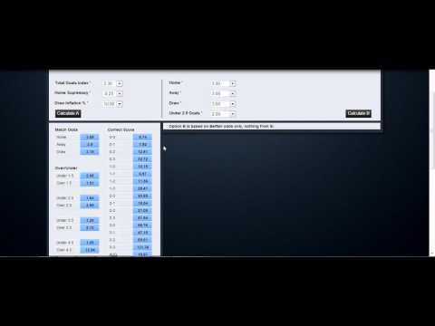 Trading 0-0 Before Kick Off