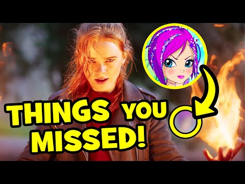 FATE THE WINX SAGA Things You Missed, Ending Explained & Season 2 Theories!