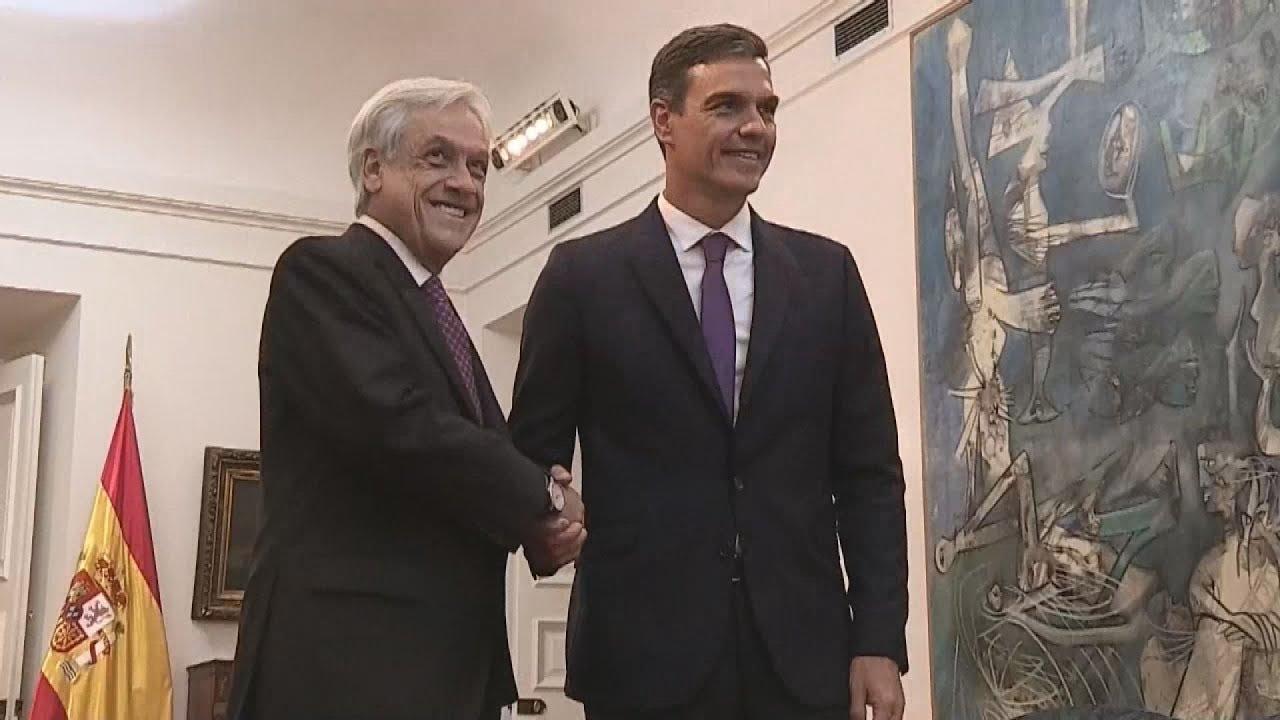 Ο πρωθυπουργός της Ισπανίας δεσμεύεται να στηρίξει τον διάλογο στη Βενεζουέλα