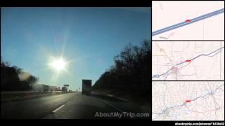 Cuba (MO) United States  City pictures : Cloverleaf I- 44 (Cuba, MO) to County Road 2020 (Rolla, MO) via St. James
