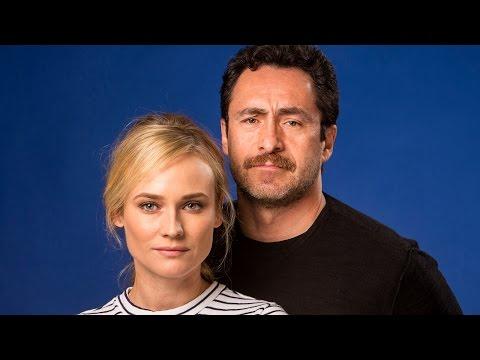'The Bridge's' Diane Kruger and Demian Bichir on Season 2: Lots of murders!