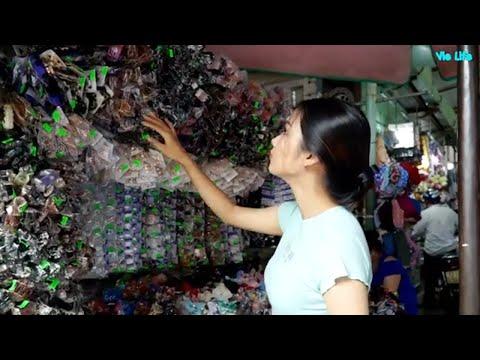 Cùng Vie Girl Đi Khám Phá Chợ Vũng Tàu
