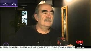 Celil Oker Son Romanını CNN'de anlattı!