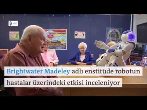 Robotla bunama tedavisi