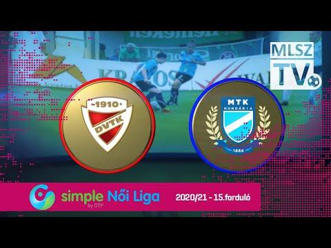 15. forduló: DVTK - MTK 0-1 (0-1)