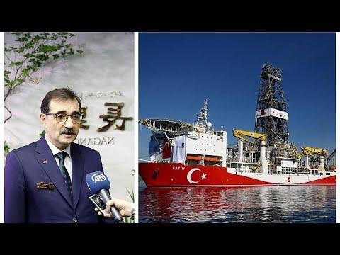 """Υπ.Ενέργειας Τουρκίας: """"Στα 3000 μέτρα η γεώτρηση του Πορθητή""""…"""