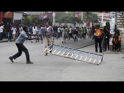 Αϊτή: Αναβολή των προεδρικών εκλογών