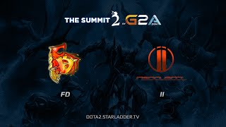 FD vs Idol, game 1
