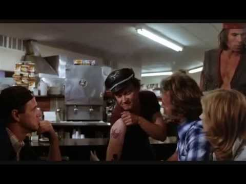 Every Which Way But Loose (1978) - Diner Scene