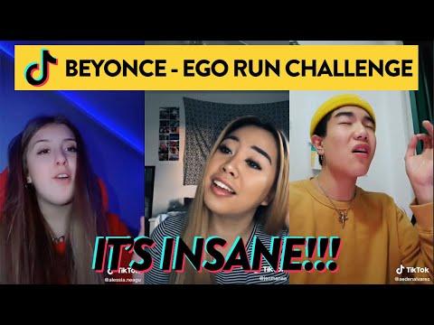 Ego - Beyonce - Riffs & Runs on TikTok (Tik Tok Compilation)