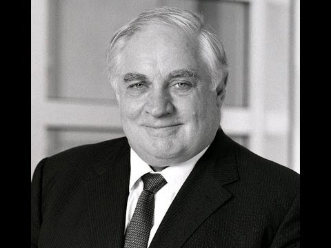 Leadership - Peter Sutherland KCMG