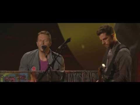 Coldplay - Fix You And Rehab Live @ Madrid 2011 (HD And Widescreen)