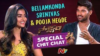 Sakshyam Movie Team Special Chit Chat | Bellamkonda Srinivas | Pooja Hegde