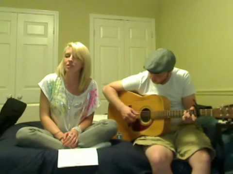 Lady Gaga – Paparazzi – Acoustic Cover – Lynzie Kent and Rich G
