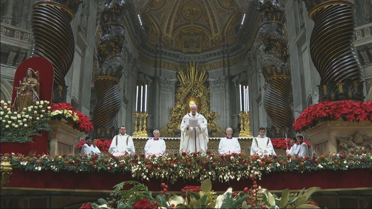 Πάπας Φραγκίσκος: Θυμηθείτε τους φτωχούς και απορρίψτε τον καταναλωτισμό