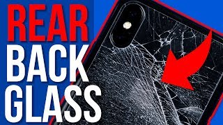 Screen Protector for the BACK?! - Patchworks ITG Rear Back Glass for iPhone X - Review