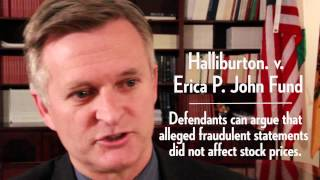 Click to play: Halliburton v. Erica P. John Fund