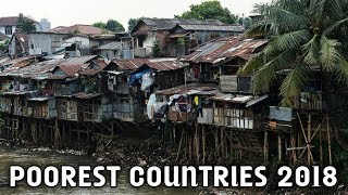 Video Top 10 Poorest Countries In The World 2018 MP3, 3GP, MP4, WEBM, AVI, FLV Februari 2019