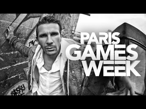 Manuel Ferrara à la Paris Games Week 2016 ! (видео)