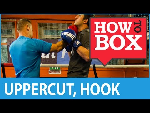 Uppercut, Hook – Learn Boxing (Quick Videos)