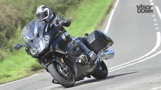 9. BMW K1600 B Review First Ride | Visordown.com