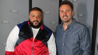 DJ Khaled Talks 'Grateful,' Working with Rihanna & More