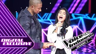 Romantis! Ini Reaksi Coach Marcell | Coach Reaction #2 | The Voice Kids Indonesia Season 3 GTV 2018