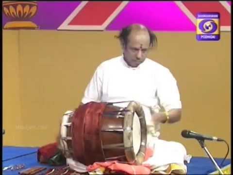 Thaniyavarthanam – Thanjavur Shri.T.K.Govindarajan.