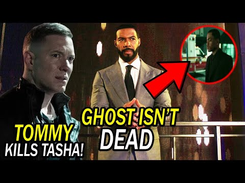 GHOST IS ALIVE! TOMMY EGAN RETURNS! - Power Book II