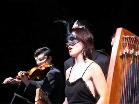 Celtic Harp Orchestra - Miranda and the Tempest