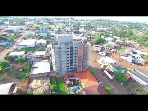 Filmagem Aérea Teste em 4K Nova Prata do Iguaçu com Drone Camini Fotografias