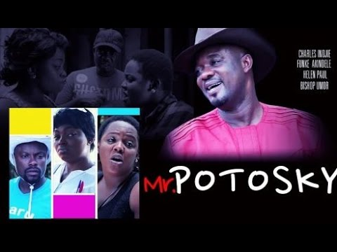 Mr Potosky [Official Trailer] Latest 2015 Nigerian Nollywood Drama Movie