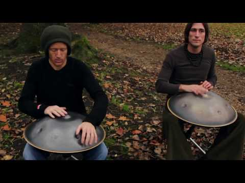 Duo - http://hangmusic.org :: music info and downloads http://facebook.com/hangmassive A short hang drum duo video filmed on an autumnal morning in the beautiful t...