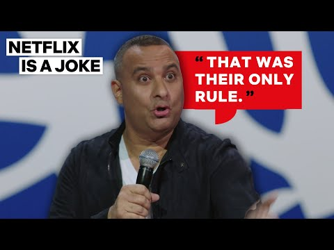 Why Russell Peters' Dad Set Such A Low Bar For Him | Netflix Is A Joke