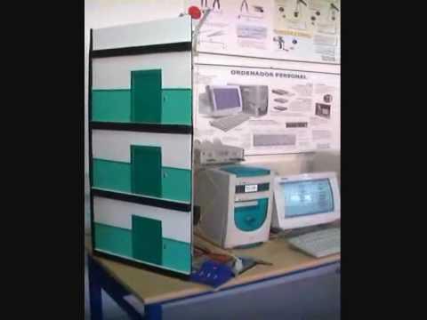 ascensor Tecnologia ESO