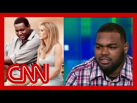 collins tuohy - Michael Oher, the football player who inspired the movie