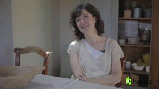 Houzz TV: Descubre la casa de Neus Iserte: Bloguera de 'Crea, Decora, Recicla'