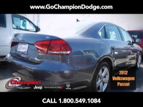 USED 2012 Volkswagen Passat SE for Sale - Los Angeles, Cerritos, Downey, Costa Mesa CA - PREOWNED SPECIAL