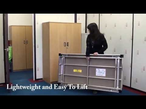 EASYLIFT – The Ultimate Lightweight Folding Table