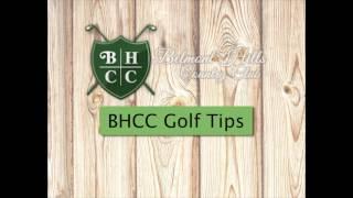 Good Golf Starts with a Good Grip