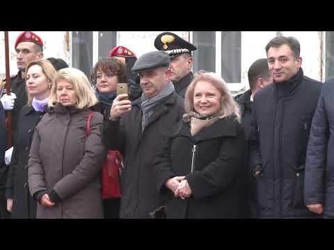 Șeful statului a participat la ceremonia consacrată celei de-a 28-a aniversări de la formarea Trupelor de Carabinieri